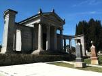 Agnes Poett's Mausoleum