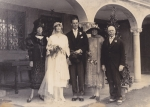 Olivia Howard's Wedding to Robert Lovejoy Raymond
